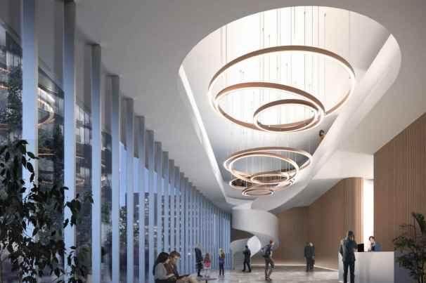 MET Tirana Building, dello studio Mario Cucinella Architects 4