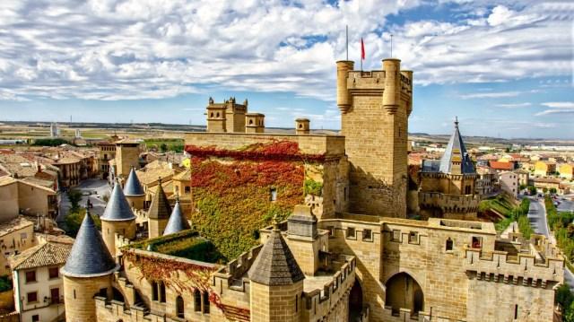 El Castillo Palacio Real de Olite :: Descubre Navarra Turismo