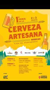 Feria Cerveza