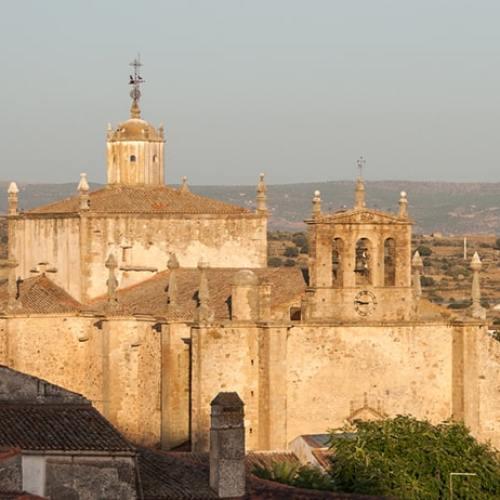 Iglesia de San Francisco Trujillo