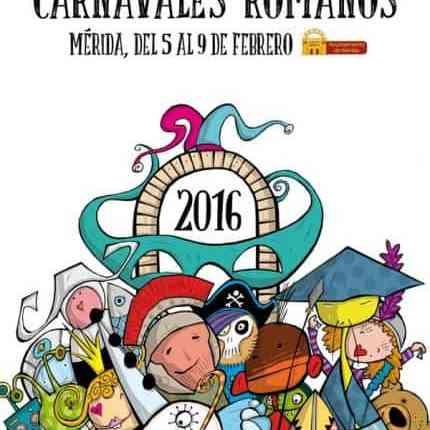 carnaval en Extremadura carnaval romano de Mérida