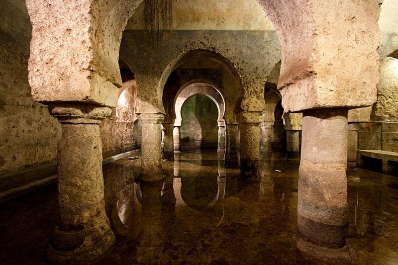 Museo Provincial de que ver Cáceres Aljibe cisterna