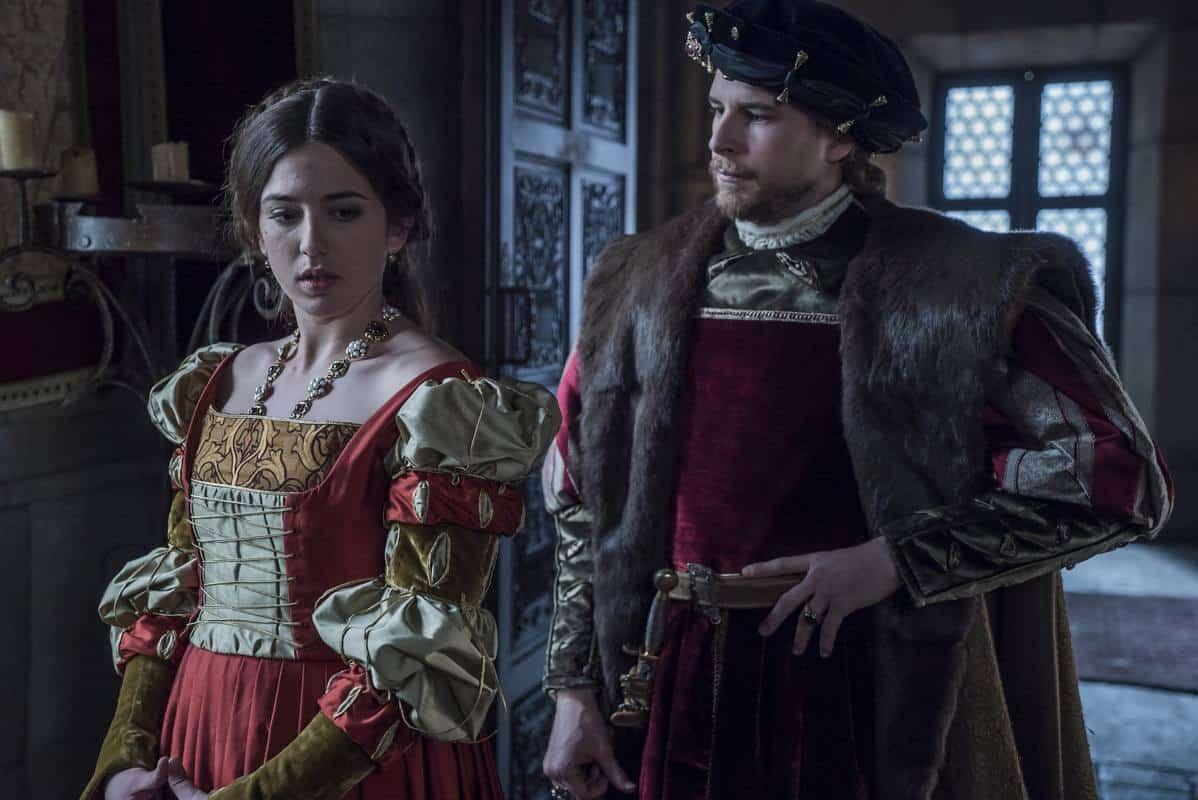 Casamiento de Leonor de Austria con Francisco I de Francia
