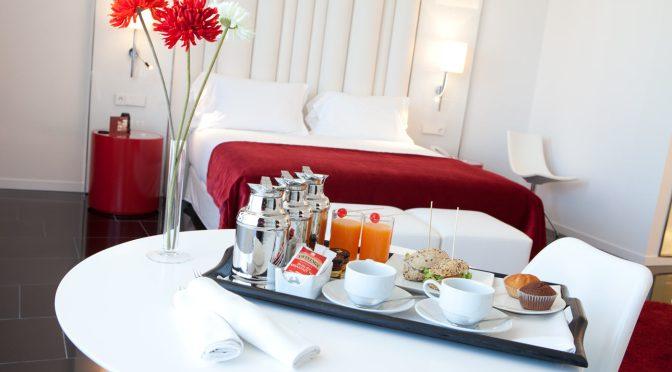 Hoteles Santos: seis propuestas para enamorarse