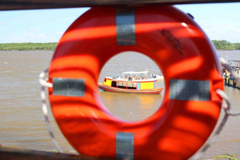O que fazer na Rota das Emoções - Boia e barco