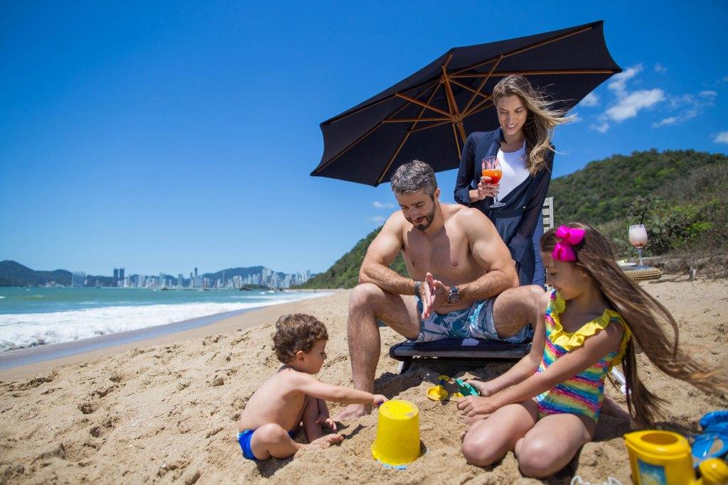 Réveillon no infinty Blue - Praia Brincadeira