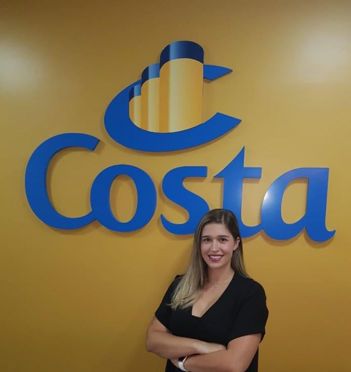 Costa Cruzeiros tem nova gerente