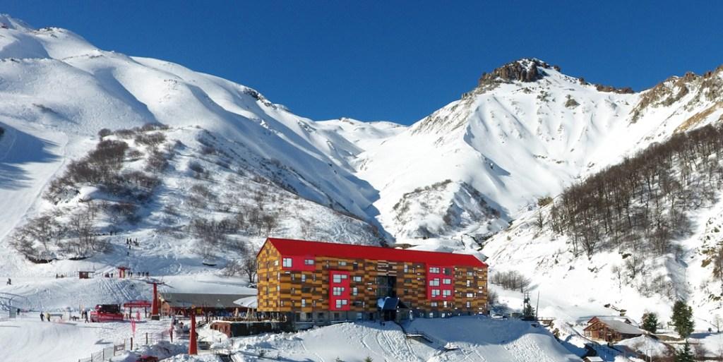 Nevados de Chillán; Alto Nevados; Nevados; hotéis