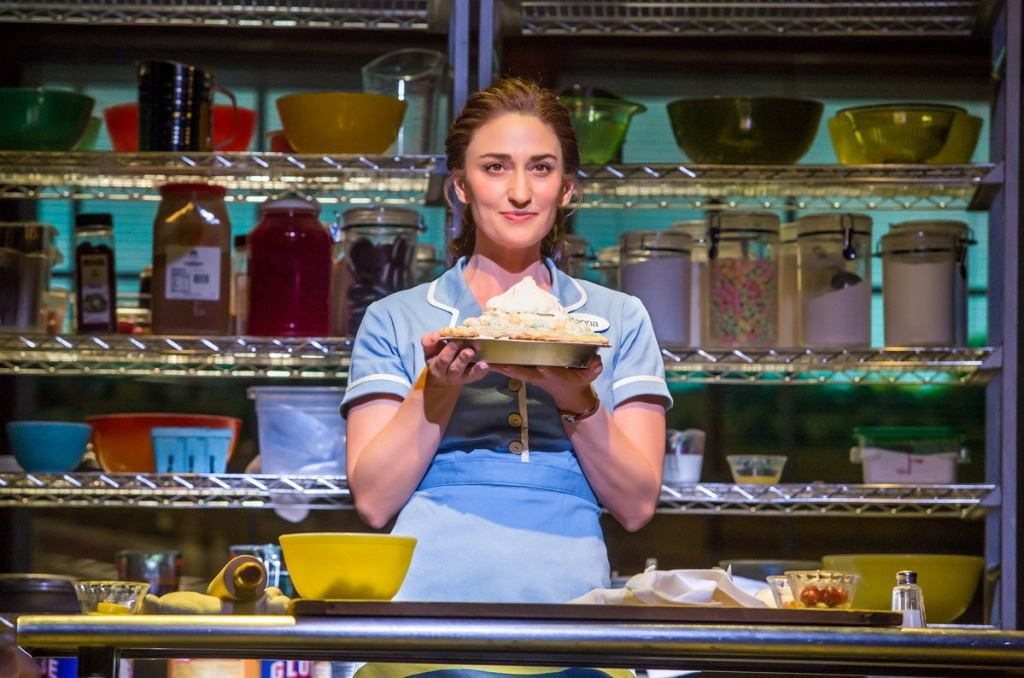 Waitress na Broadway