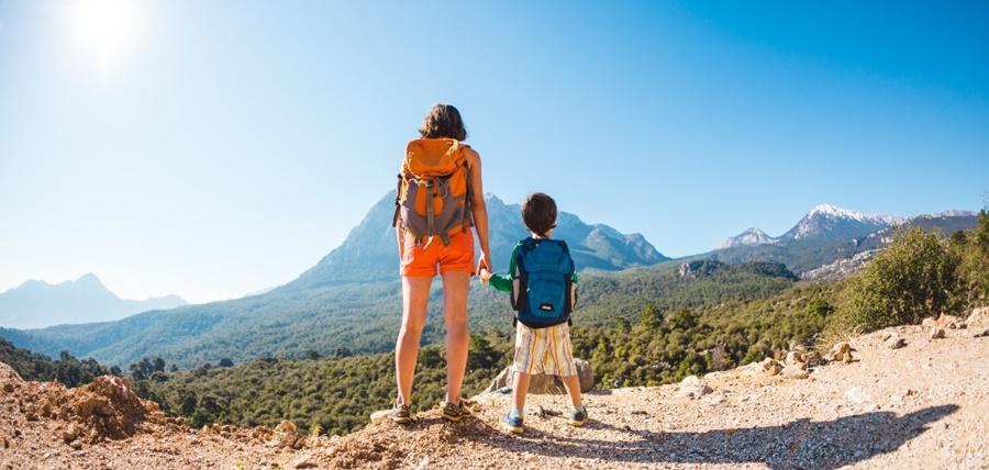 Chile com crianças