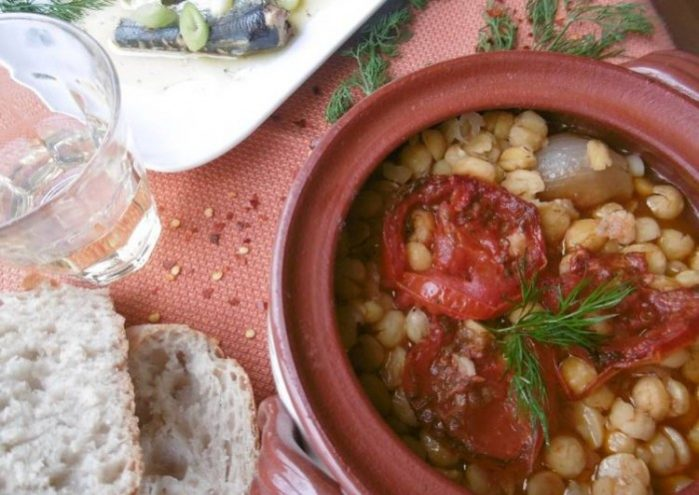 grecia sifnos cozinha
