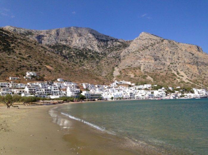 praias sifnos
