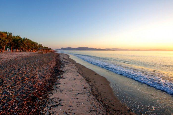 praias kos