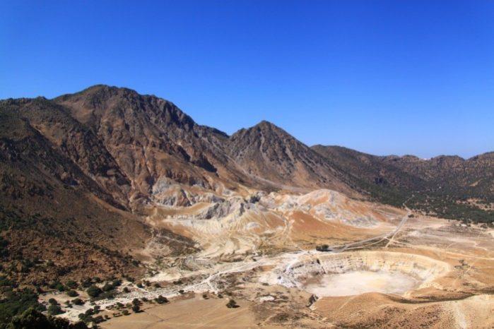 nisyros grecia vulcao