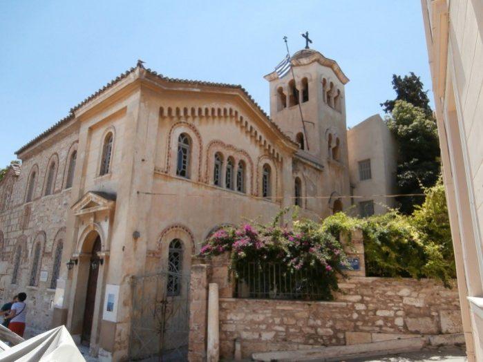 igreja agios nikolaos ragavas