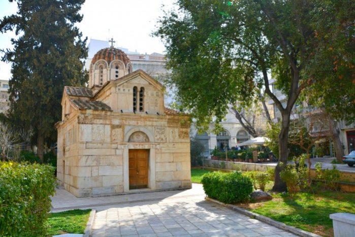 igreja de agios eleftherios