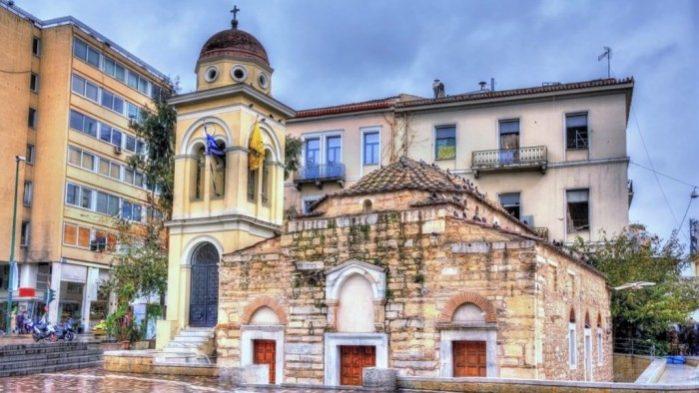 igreja de panagia pantanassa