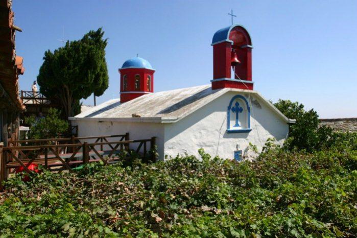 mosteiro de kira panagia