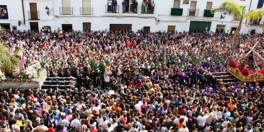 Semana Santa de Álora «La Despedía»