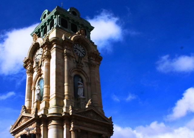 Reloj monumental de Pachuca
