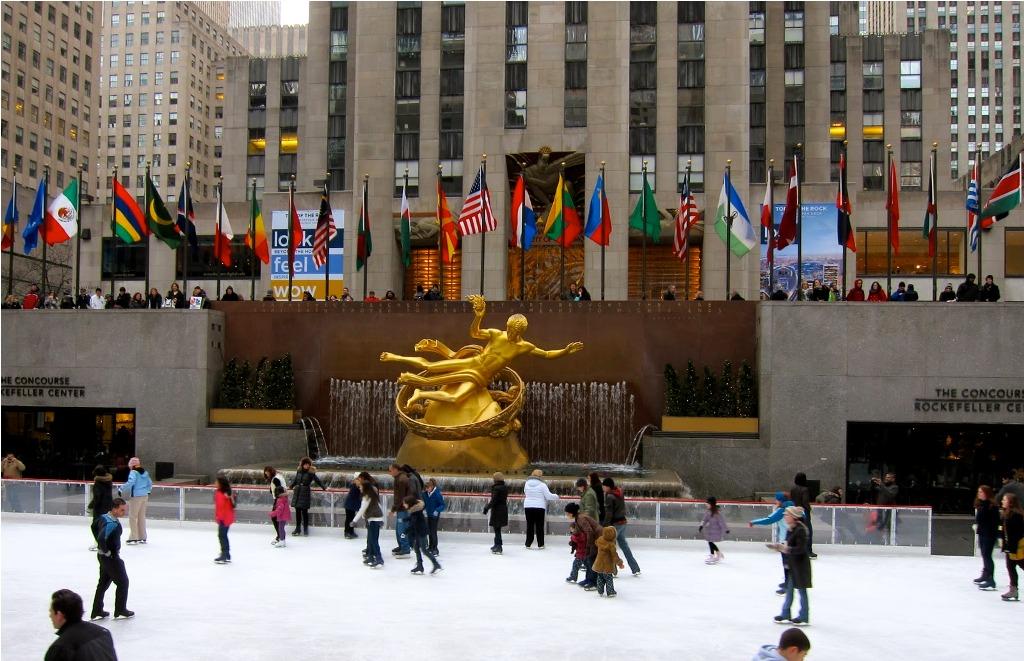 Invierno En Nueva York Turismo Nueva York