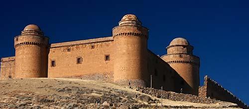 El Castillo de La Calahorra 3
