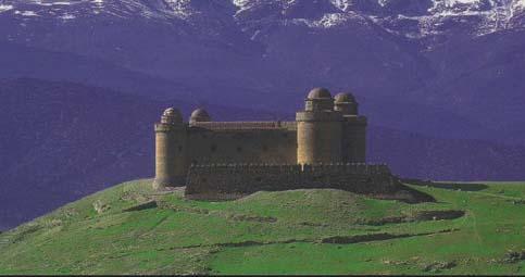 El Castillo de La Calahorra 6