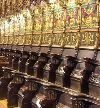 Catedral Gotica de Barcelona 6
