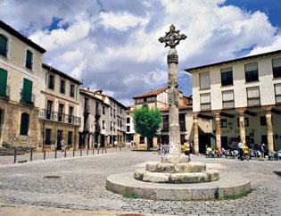 plaza de dona sancha