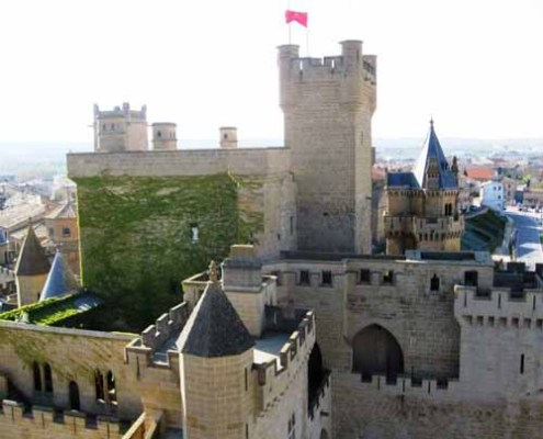 Castillo de Olite 2