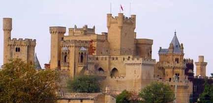 Castillo de Olite 4