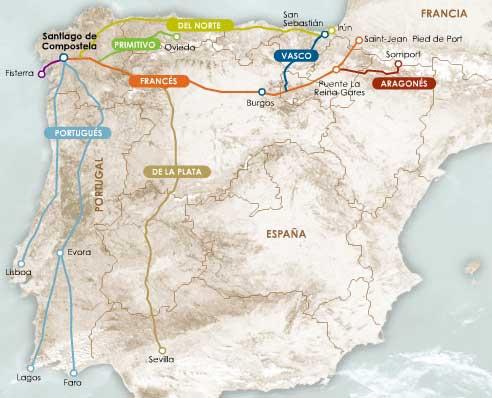El Camino de Santiago 3