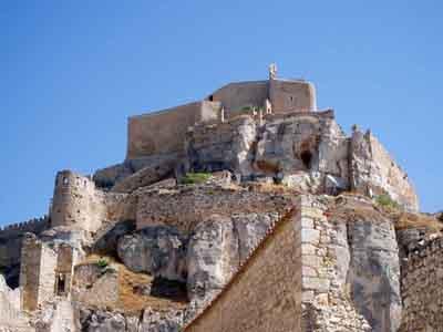 Castillo de Morella o de la Mola 1