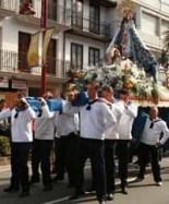 procesion virgen barquera