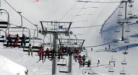 La estación de esquí de Alto Campoo inaugura la temporada 2009/10 2