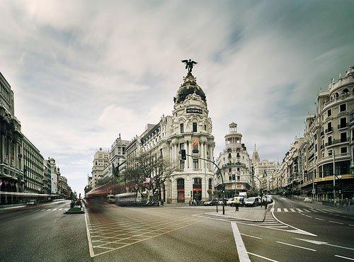 Fernando Manso y su muestra Madrid 2