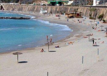 playas en ceuta
