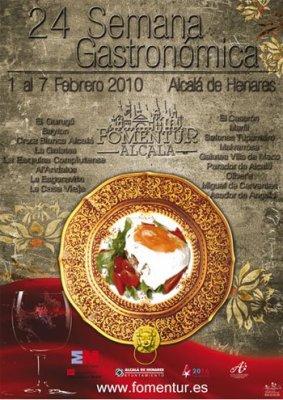 Semana de la Gastronomía de Alcalá de Henares
