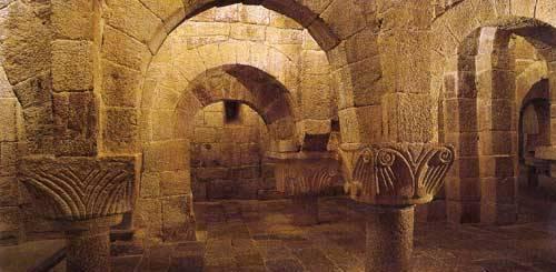 Monasterio de San Salvador de Leire 2
