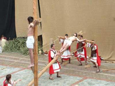 Vía Crucis Viviente de Andosilla