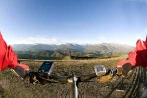 Rutas en BTT con Aramon Bike