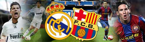 Real Madrid - F.C. Barcelona