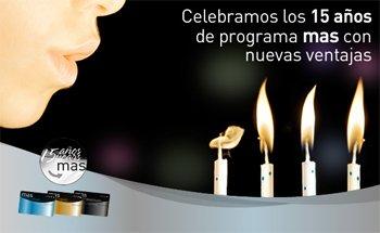 Sol Meliá presentó la tarjeta Mas Platinum 2