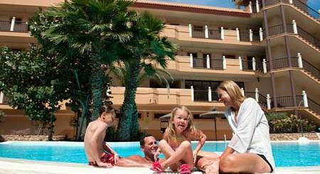 Niños gratis y Padres Felices en Hoteles Elba