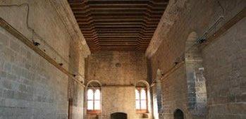 El castillo palaciego de Valderrobres