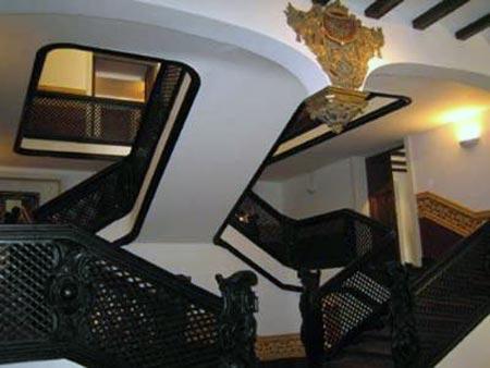 El Palacio de la Iglesuela del Cid, una Hospedería que nos traslada al S. XVIII