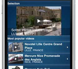 accorhotels.com lanza una nueva versión de su aplicación para iPhone 2