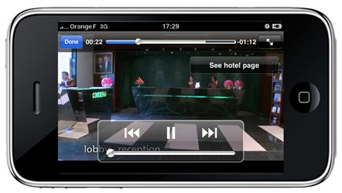 accorhotels.com lanza una nueva versión de su aplicación para iPhone 1