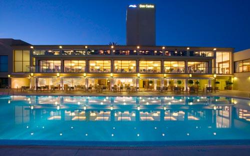 Don Carlos Leisure Resort & Spa en el puente de octubre