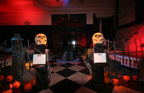 Mare Nostrum Resort de Tenerife en Halloween